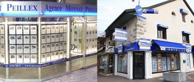 MOYNAT-PEILLEX, agence immobilière 74