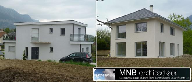 MNB ARCHITECTEUR, constructeur immobilier 73