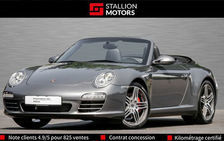 Porsche 997 Carrera 4S Cabriolet 3.8 BOSE PDK JA19 81650 67100 Strasbourg