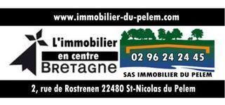 IMMOBILIER DU PELEM, agence immobilière 22