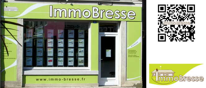 IMMOBRESSE, agence immobilière 01
