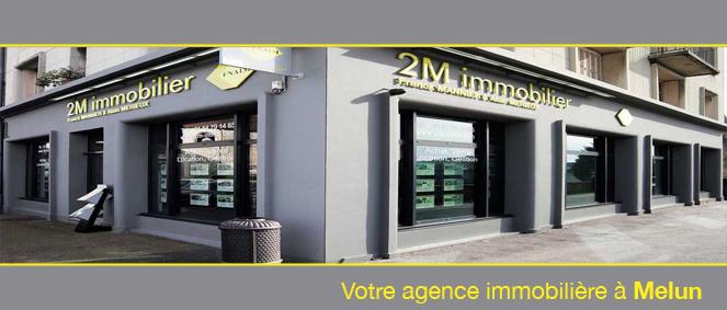 2M IMMOBILIER, agence immobilière 77