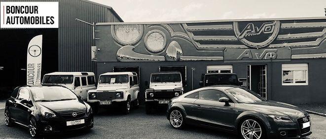 Boncour Automobiles, concessionnaire 16