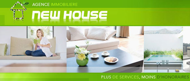 NEW HOUSE IMMOBILIER, agence immobilière 74