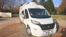 CHAUSSON Camping car 2017 occasion Sérignac-sur-Garonne 47310