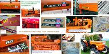 Tracteur agricole 60 23200 Moutier-Rozeille