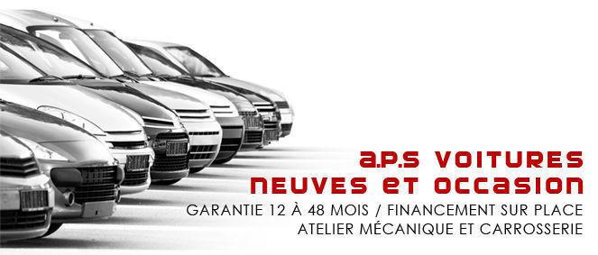 APS CENTRE AUTO APS CARROSSERIE, concessionnaire 95