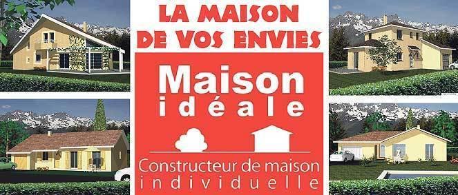 MAISON IDEALE 38, constructeur immobilier 38