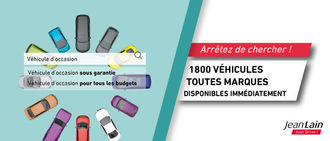 JEAN LAIN OCCASIONS TOYOTA CHAMBERY, concessionnaire 73