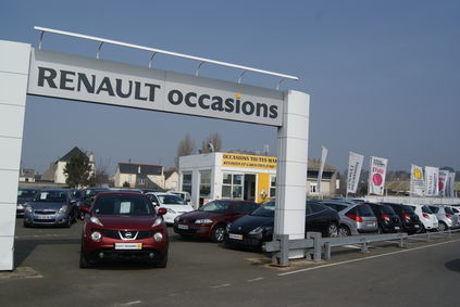 Renault Saint Malo, concessionnaire 35
