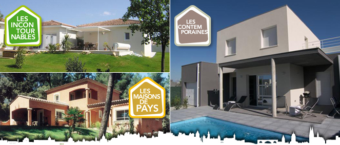 LES MAISONS VERTES DE L AUDE, constructeur immobilier 11