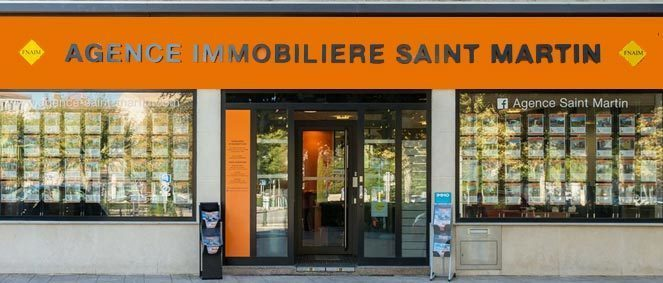 AGENCE IMMOBILIERE SAINT MARTIN, agence immobilière 26