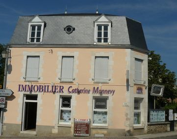 ICM - IMMOBILIER CATHERINE MANNEVY, agence immobilière 89