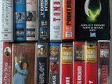 lot de cassettes VHS originales 15 Talloires (74)