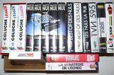 Lot de cassettes vidéo VHS et K7 de nettoyage 10 Talloires (74)