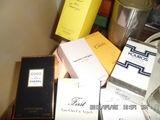 Lot de flacons de parfums vides dont certains avec boîtes. 55 Magnac-sur-Touvre (16)
