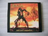 CD W.A.S.P.  The Last Command 12 Nantes (44)