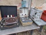 matériel caméra et tourne disques ancien faire prix 0 Saran (45)
