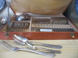Ménagère métal argenté  60 Toulouse (31)