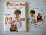 DVD TETE A CLAUQES - Françis Perrin 5 Nantes (44)