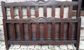 Chambre lit et armoire 0 Louresse-Rochemenier (49700)
