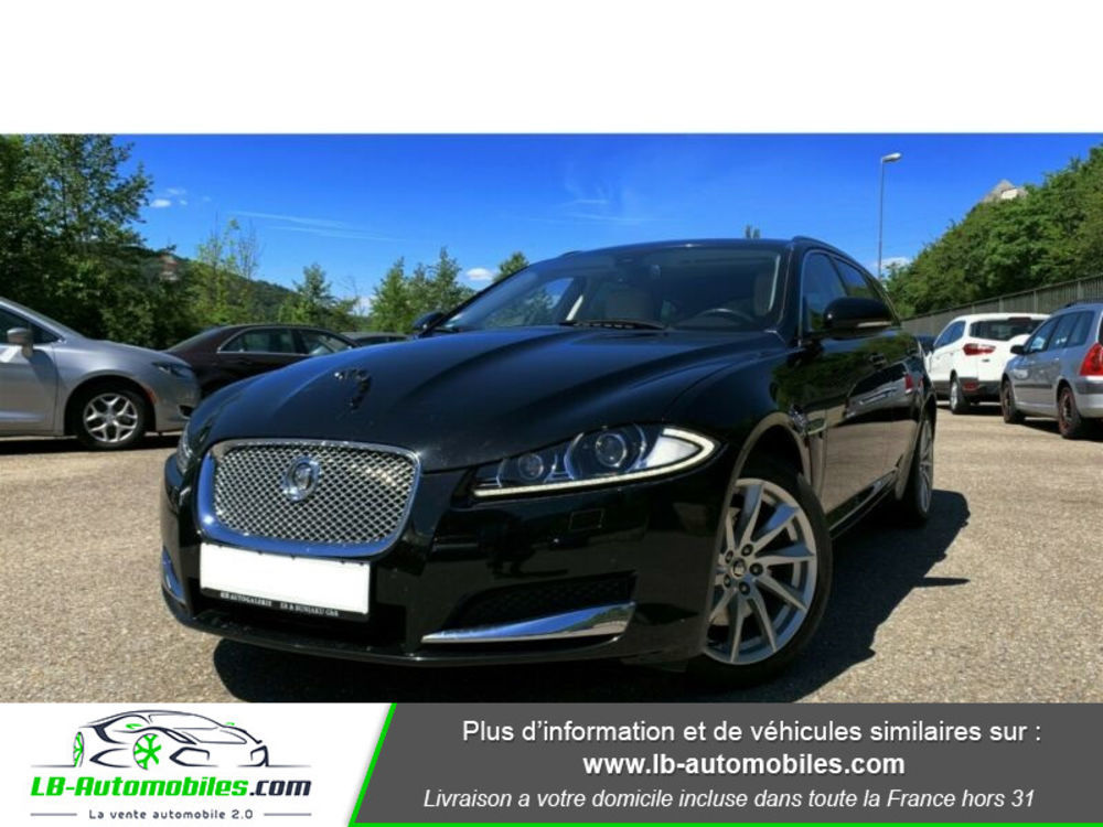XF 2.2 D - 200 /A 2014 occasion 31850 Beaupuy