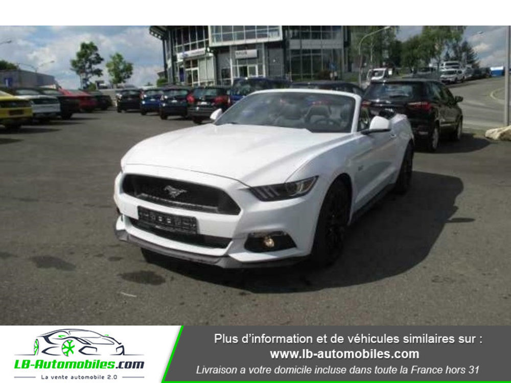 Mustang V8 5.0 421 / GT 2017 occasion 31850 Beaupuy