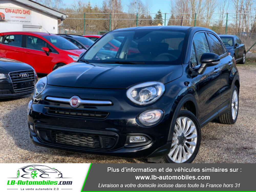 500 X 1.3 Multijet 95ch 2016 occasion 31850 Beaupuy