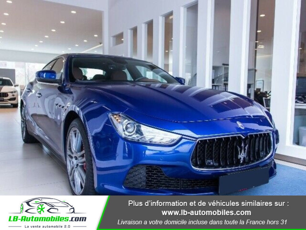 Ghibli 3.0 V6 275 D 2017 occasion 31850 Beaupuy
