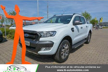 Ford Ranger DOUBLE CABINE 2.2 TDCi 160 STOP&START 4X4 Wildtrak 2017 occasion Beaupuy 31850