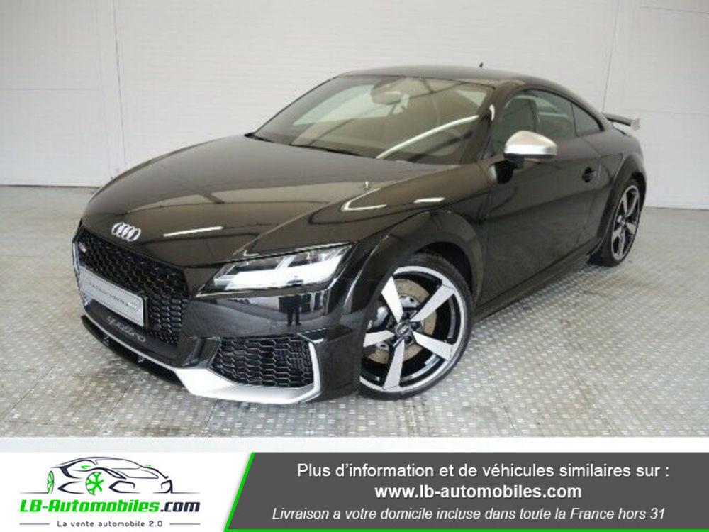 TT RS Coupé 2.5 TFSI 400 S tronic 7 Quattro 2020 occasion 31850 Beaupuy