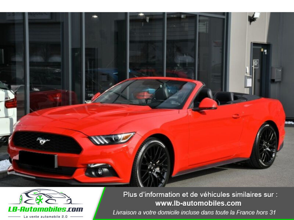 Mustang 2.3 EcoBoost 2015 occasion 31850 Beaupuy