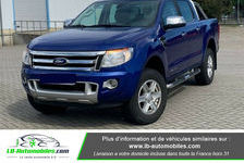 Ford Ranger DOUBLE CABINE 2.2 TDCi 150 4X4 2015 occasion Beaupuy 31850
