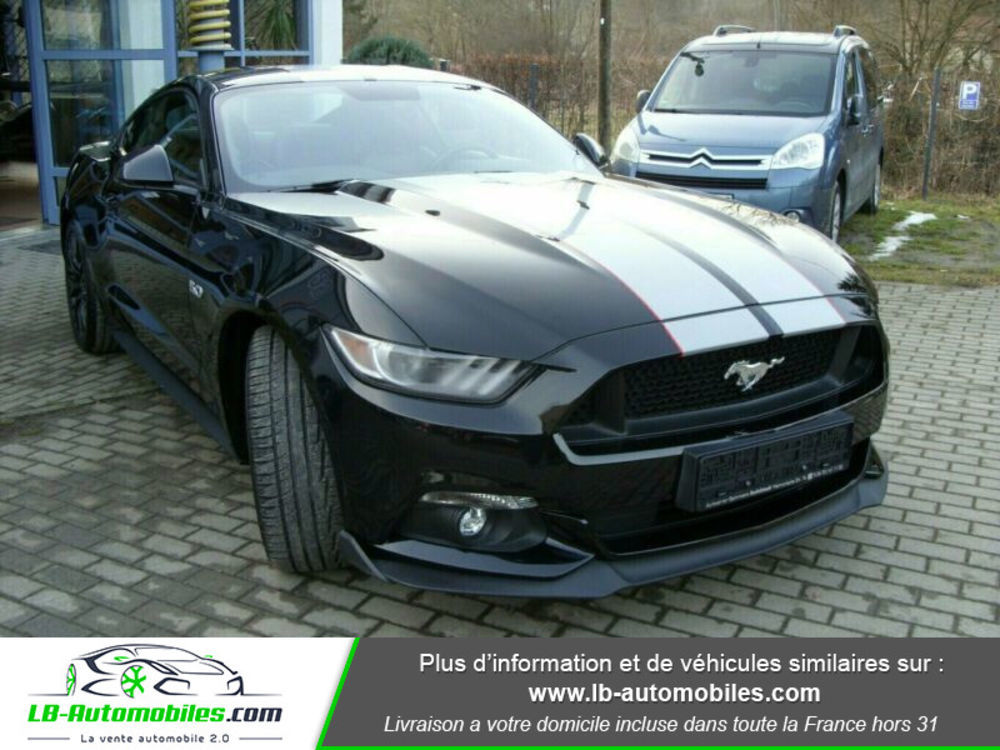 Mustang V8 5.0 421 / GT A 2016 occasion 31850 Beaupuy