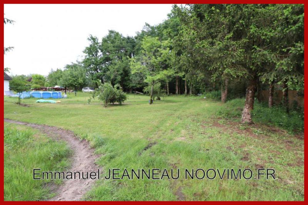 Vente Terrain Terrain 1100 m2, idéal Chalet bois à Cléré-les-pins. Clere les pins