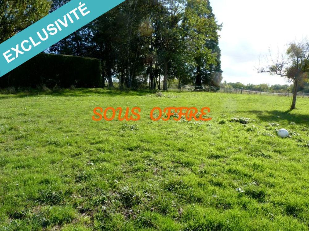 Vente Terrain Terrain à bâtir de 800 m² - Domptin 02310 Domptin