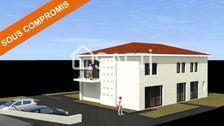 Appt T3, 53 m² avec 60 m² de jardin, Aiguillon 311000 Arcachon (33120)