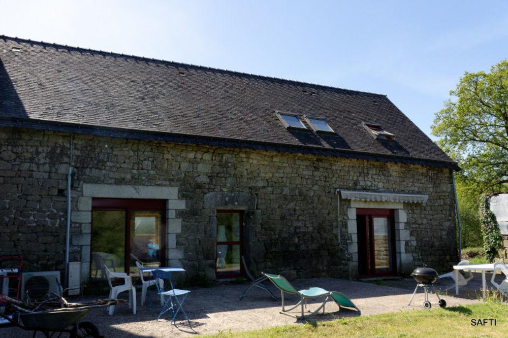 Vente Maison Longère en campagne proche Plouay et Le Faouet.  à Plouay