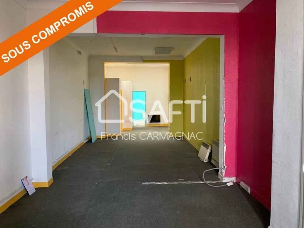 Vente Appartement Appartement Loft 86 m2 Rez de chaussée  à Libourne