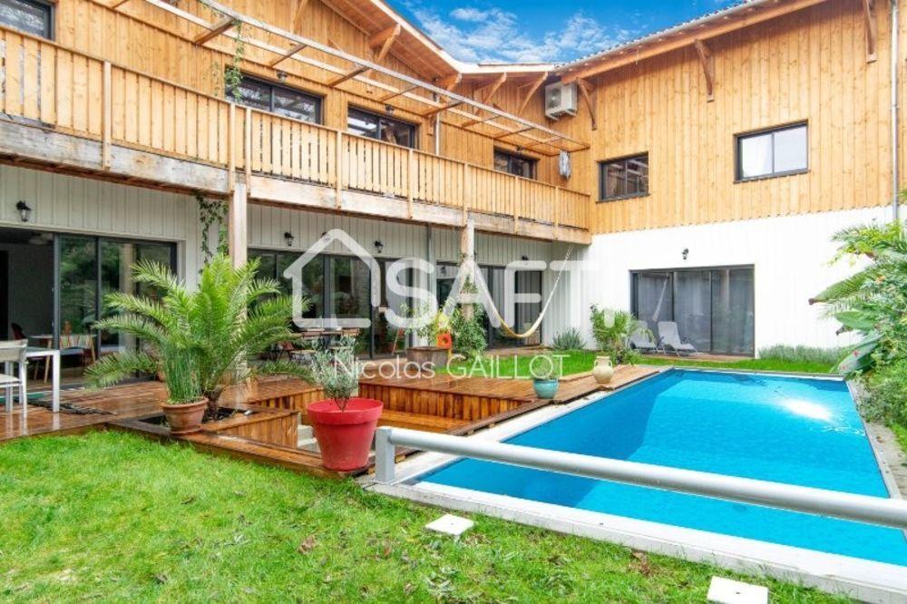 Vente Maison Maison d'architecte-392m2-Bordeaux centre  à Bordeaux