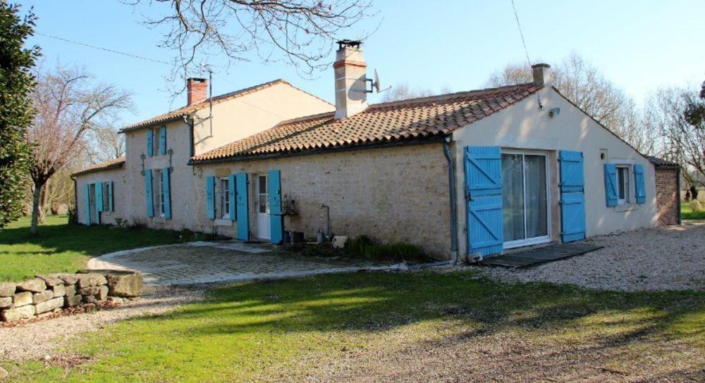 Vente Maison LONGÈRE 4 CHAMBRES + DÉPENDANCE  à Le langon