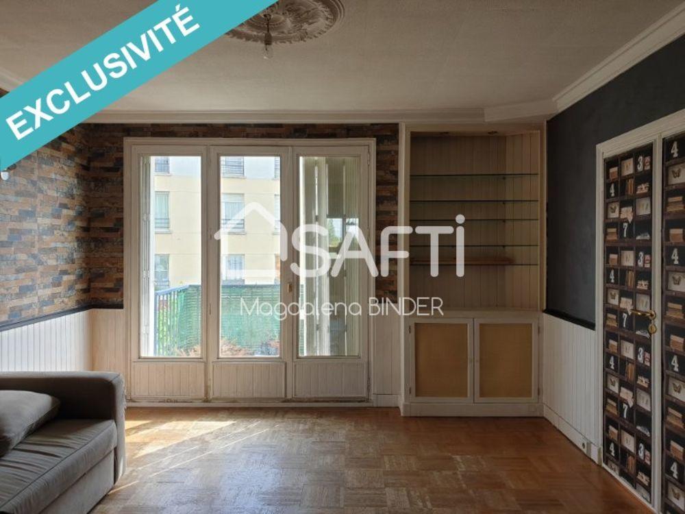 Vente Appartement Brétigny sur Orge, appartement T3  à Bretigny-sur-orge