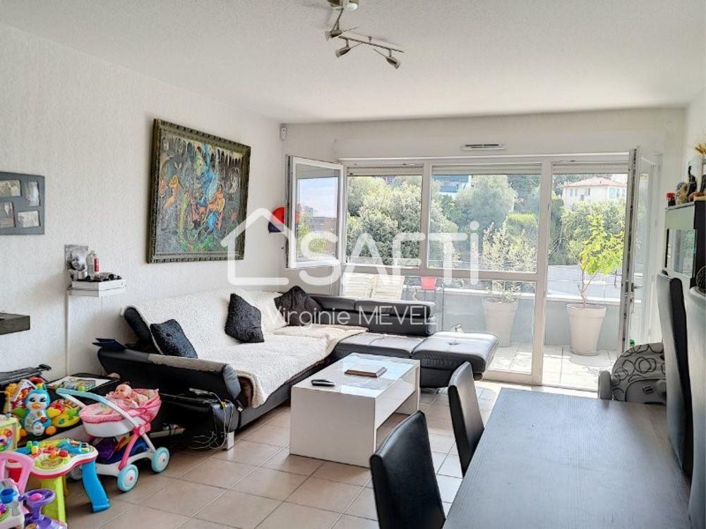 Vente Appartement 3 pièces 67m2 avant dernier étage Nice ouest Eco-vallée  à Nice