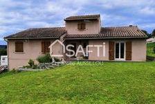Très agréable villa équipée de panneaux photovoltaïque avec grande piscine. 238000 Vielmur-sur-Agout (81570)