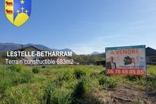 Vente Terrain Lestelle-Bétharram (64800)