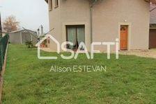 Maison de 2011 lumineuse sans travaux à prévoir ! 235000 Saint-Béron (73520)