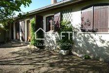 Maison et entrepôt sur un terrain de 1870 m² 182000 Mazamet (81200)
