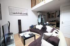 Appartement de 2007 T1 avec une chambre en mezzanine de 39m2 et cave récemment loué 470euros 60000 Anzin (59410)