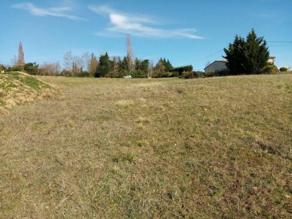 Vente Terrain Terrain constructible de 1304 m2 Pamiers