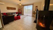 Maison de 130 m² environ avec jardin paysagé, piscine et double garage. 335000 Lherm (31600)